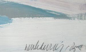 henk de vries schilderij kunst kunstschilder schilder kunstenaar wad wadden eilanden gemengde techniek friesland friese kunst melklokaal heerenveen hemrik opsterland skoander.com