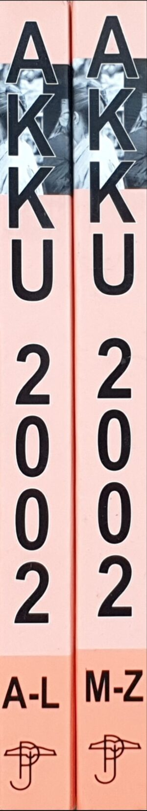 AKKU 2002 lexicon 90-805707-2-9 naslagwerk biografisch handboek 9080570729 kunstschilders skoander.com informatie kunstenaars lexixon lexikon artlexicon artlexica lexica kunst schilderslexicon