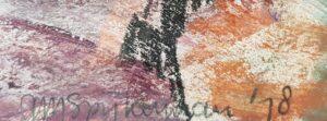 annemarie spijkerman schilderij kunst kunstenares kunstschilder schilderes kunstwerk annelies spijkerman mixed media gemengde techniek abstract haagse school moderne kunst velp gravelande den haag haagse kunstkring skoander.com
