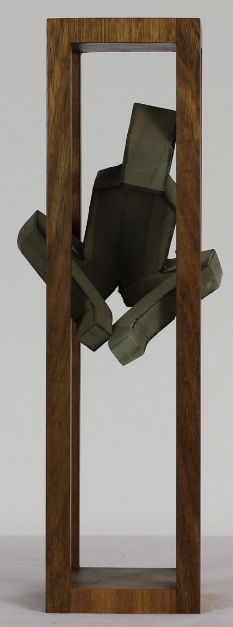 sander fantin jansen sculptuur benjamin alkmaar iroko hout rubber sculpturen beelden beeldende kunst ruimtelijke kunst skoander bisit skoander.com beeldhouwer industrieel vormgever rietveld academie kunstenaar