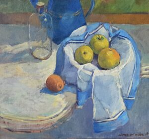 siene de vries art fine art siene de vries schilderij siene de vries friese kunst siene de vries kunstschilder kunst painting oilpainting oil on canvas olieverf schilderij stillife stilleven siene de vries friesland schilderij stilleven appels stillife apples new zealand nieuw zeeland smallingerland kunst signed art siene de vries artist sculptor siene de vries minerva groningen school of fine arts ben van voorn saskia van voorn printmaker printmaking graficus le bons bay art banks peninsula artists south new zealand artists netherlands dutch artist dutch art skoander besit skoander.com