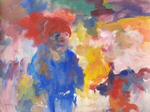 Jelle Hoogstra schilderij olieverf aquarel gouache doek papier kunstschilder kunstenaar friesland friese kunst leeuwarder kunstenaar Leeuwarden Friesland Rotterdam kunstenaar David Bautz Aart Glansdorp Henri van Lerven Skoander.com