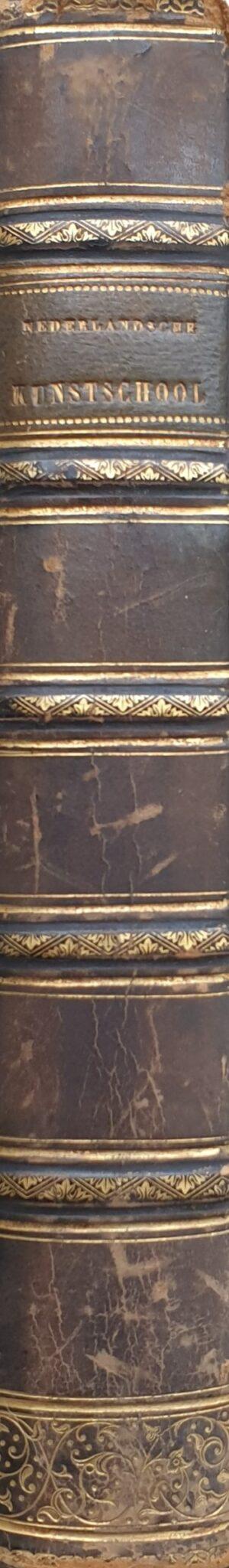 verzameling van de merkwaardigste voortbrengselen der nederlandsche kunstschool gent 1824 amsterdam antwerpen brussel gent 's gravenhage den haag skoander.com
