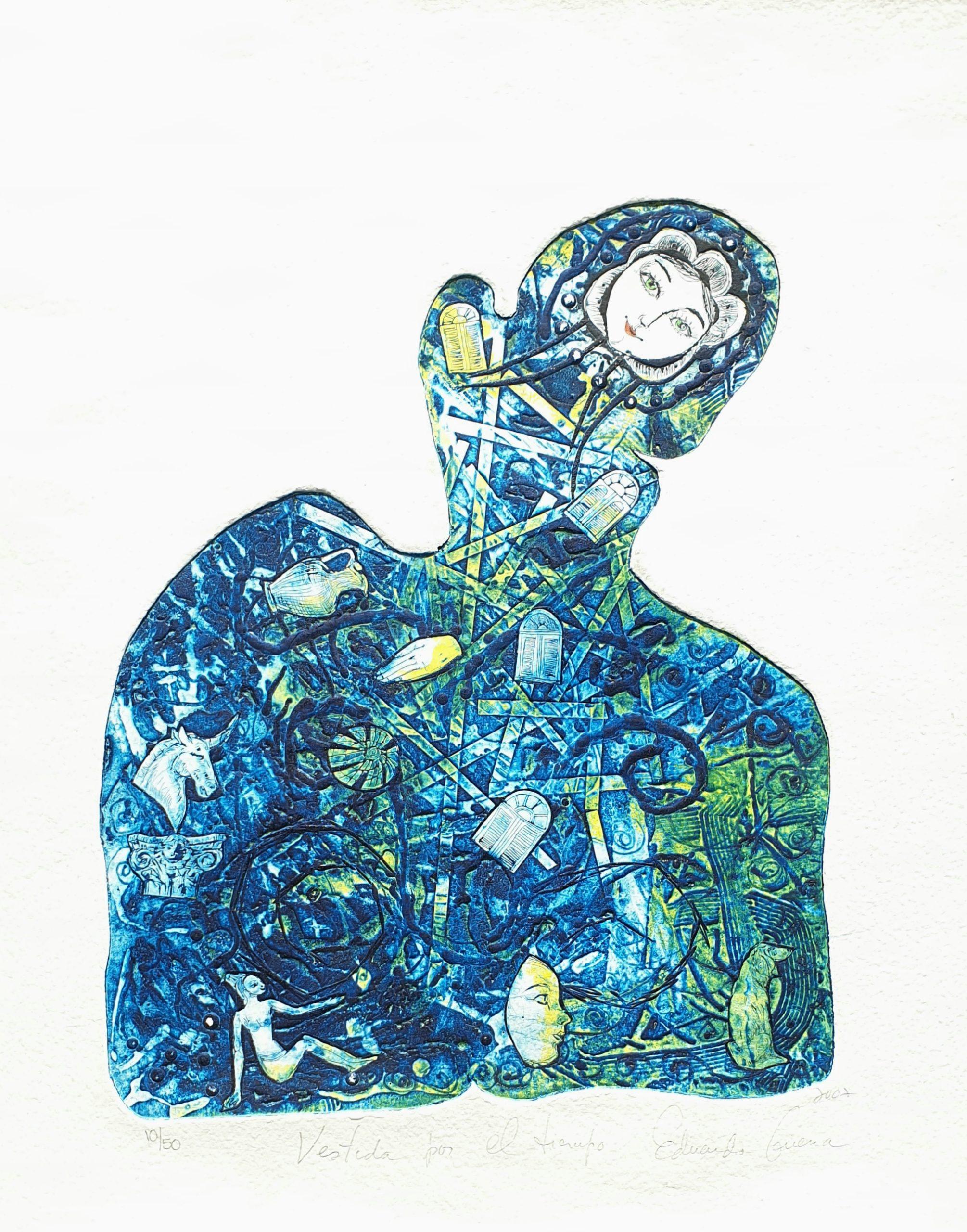 eduardo guerra ets etching cuba fine art pinar del rio cuban art los once kunst graphic art online galley art online cuban fine art lijstenmaker heerenveen lijstenmakerij kunsthandel falkenaweg friesland skoander bisit skoander.com kunst
