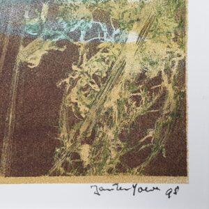 jan ten hoeve heerenveen schilder nieuwebrug kunstenaar graficus friese kunst skoander.com