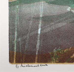 jan ten hoeve friesland schilder friese kunst nieuwebrug heerenveen kunstenaar graficus lithografie skoander.com