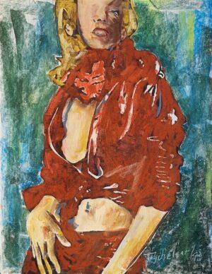 andre tigchelaar kunstwerk tigchelaar harlingen tigchelaar schilderij andre tigchelaar kunst schilder kunstenaar tigchelaar friese kunst skoander.com