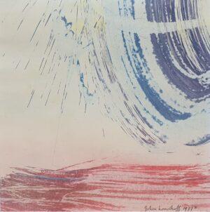 johan noordhoff leeuwarden johan noordhoff kunstwerk johan noordhoff zeefdruk johan noordhoff schilderij johan noordhoff friese kunst skoander.com