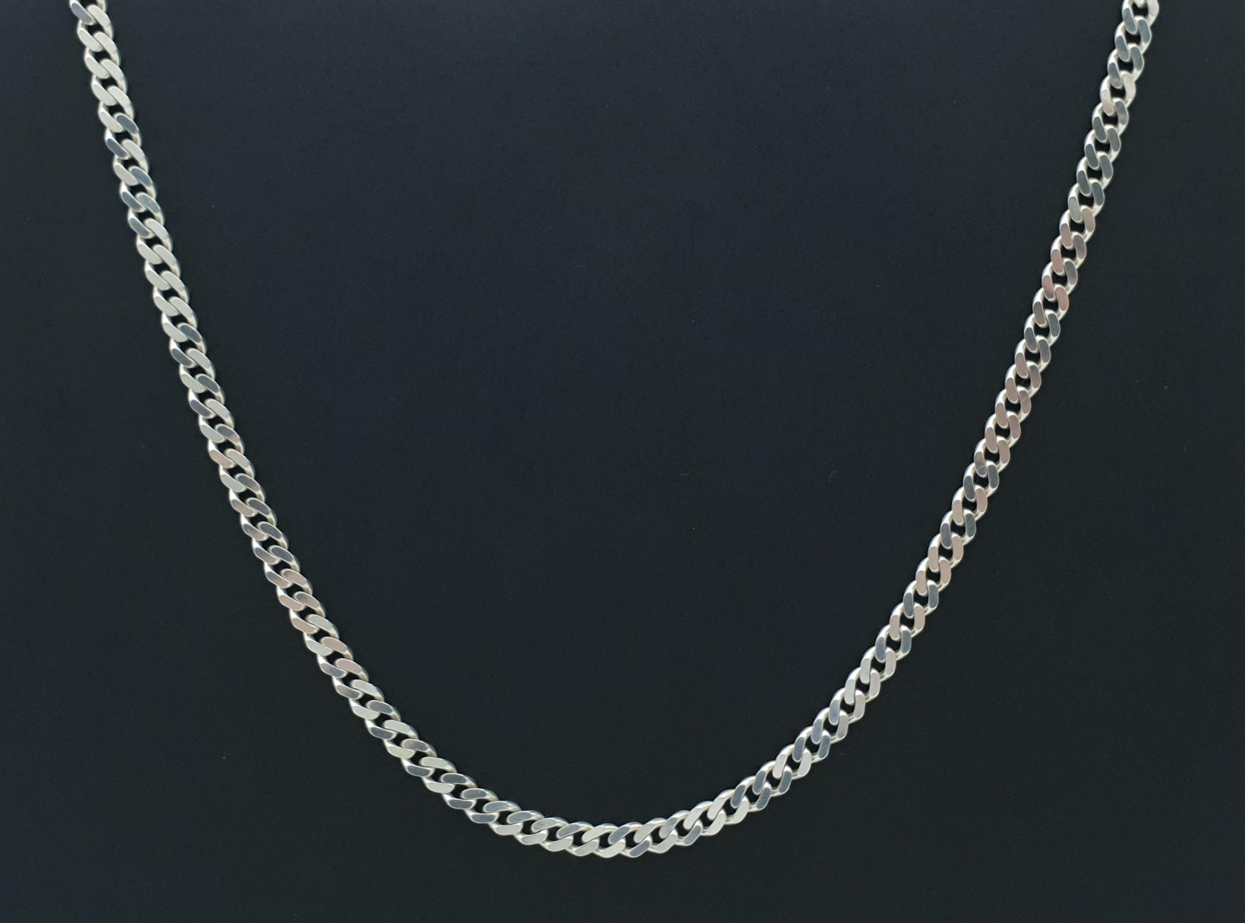 ketting 50 cm zilver unisex 925 zilver ketting 25 gram zilveren ketting zilve rketting 925 italy 925 gemerkt zilver