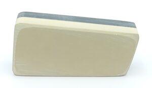goud test steen reinigen zilver test strepen verwijderen goud zilver testen steen schoon slijpmiddel toetssteen reinigen skoander.com