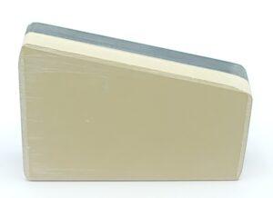toetsstreep toetssteen verwijderen toets streep goud verwijderen toetssteen toets steen test steen residu weghalen slijpen toetssteen skoander.com