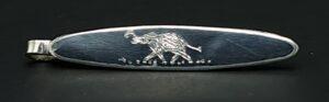 siam dasspeld siam zilver dasspeld siam silver tie clip tieclip niello dasspeld niello zilver dasschuif siam niello zilver dasspeld sterling zilver skoander.com