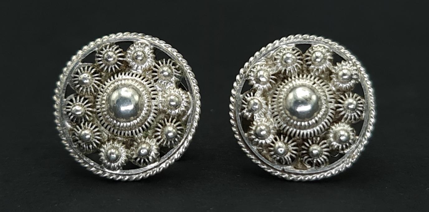 Zeeuwse knoop manchetknopen zeeuwse knop manchetknopen 835 zilver zeeuwse knoop manchetknopen zilveren manchetknopen zeeuwse knoop