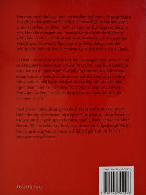 dierenpraat en andere dierverhalen armando boek isbn 978-90-457-0247-6 isbn 978904576 skoander.com