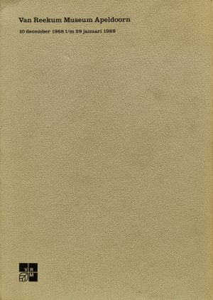 Houtsneden van het Duitse expressionisme Hans van der Grinten Van Reeken museum houtsnede Am tisch sitzende frau mit katzeund fisch Heinrich Campendonk 1988