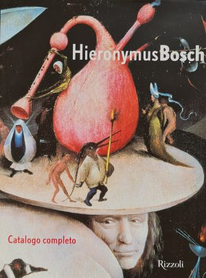 Hieronymus Bosch Catalogo completo hieronymus bosch complete catalogus rotterdam 2001 224 pagina's 2001 210 afbeeldingen 160 in kleur Italiaans Afmeting: 25 x 32,50 cm ISBN: 88-17-86819-1 isbn 8817868191 skoander.com
