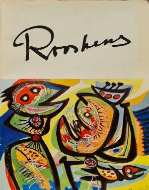 Rooskens Anton Rooskens boek rooskens kunstboek rooskens cobra boek rooskes artbook 208 pagina's 1976 Nederlands ISBN 90-6216-171-5 isbn 9062161715 ISBN 9789062161713 skoander.com
