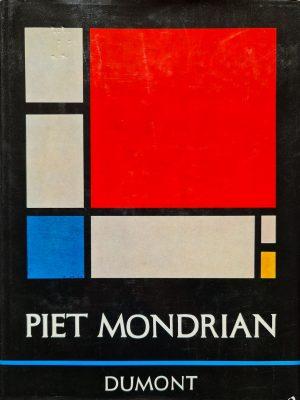 Piet Mondriaan kunstboek mondriaan artbook dumont 1982 isbn 3-7701-0528-1 isbn 3770105281 boek mondriaan skoander.com