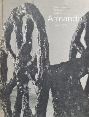 Armando Beeldhouwer bildhauer sculptor 1988-2006 191 ISBN 90-73998-19-0 isbn 9073998190 ISBN13 9789073998193 armando kunstboek armando boek armando beelden skoander.com