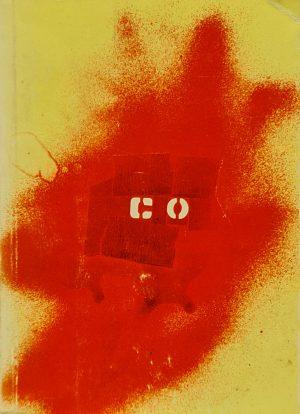 Claes Oldenburg Notes in hand Miniatures of my notebook pages 1971 kunstboek oldenburg kunst boek claes oldenburg kunstenaar skoander.com
